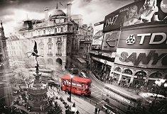 Площад Пикадили, Лондон -