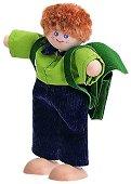 Дървена кукла - Момче -