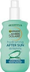 Garnier Ambre Solaire Spray After Sun - Хидратиращ спрей за след слънце - паста за зъби
