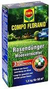 Гранулиран тор за трева унищожаващ мъхове - Floranid - Опаковка от 1.5 kg