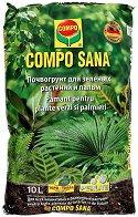 Торопочвена смес за декоративни растения и палми - Sana - Разфасовка от 10 и 20 l