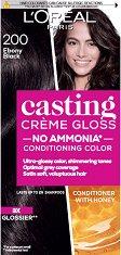 L'Oreal Casting Creme Gloss - Безамонячна боя за коса - сапун