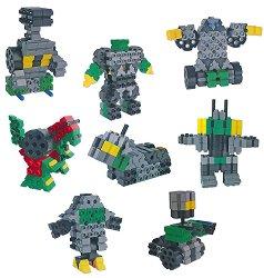 Роботи - Детски конструктор - играчка