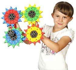 Форми и животни - Детски конструктор -