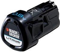 """BL1310 - 10.8 V/1300 mAh - Акумулаторна батерия за инструменти """"Black & Decker"""" -"""