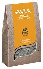 Българска сиво-зелена хума на бучки - За мазна коса и кожа - продукт