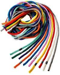 Въже за скачане - Комплект от 10 броя - играчка