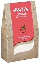 Българска кафява хума на прах - За суха коса и кожа - гел