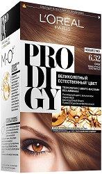 L'Oreal Prodigy 5 - Безамонячна трайна боя за коса - продукт