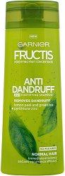 Garnier Fructis Anti-Dandruff 2 in 1 Shampoo - Шампоан 2 в 1 против пърхот за нормална коса - шампоан