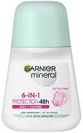 """Garnier Mineral Protection 6 Cotton Fresh - Ролон от серията """"Garnier Deo Mineral"""" - четка"""