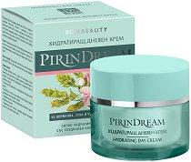 """Bodi Beauty Pirin Dream Hydrating Day Cream - Хидратиращ дневен крем за лице от серията """"Pirin Dream"""" - пудра"""