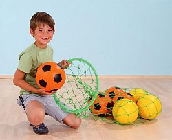 Мрежа за топки -