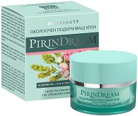 "Bodi Beauty Pirin Dream Replenishing Eye Contour Cream - Подхранващ околоочен крем от серията ""Pirin Dream"" - маска"