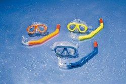 Маска и шнорхел - Детски комплект за гмуркане - продукт
