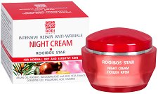 Bodi Beauty Rooibos Star Intensive Repair Anti-Wrinkle Night Cream - продукт