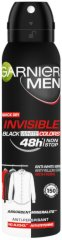 "Garnier Men Mineral Invisible Black, White And Colors - Дезодорант за мъже от серията ""Garnier Deo Mineral"" - дезодорант"