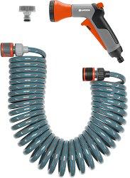 Спираловиден маркуч - 10 m