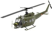Военен хеликоптер - UH-1D Iroquois - Сглобяем авиомодел - макет