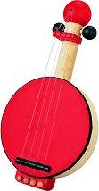 Банджо - Дървен музикален инструмент -