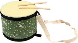 Тимпан - Дървен музикален инструмент -