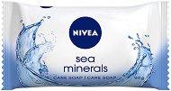 Nivea Sea Minerals - Тоалетен сапун с морски минерали и свеж аромат - гел