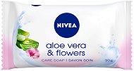Nivea Aloe Vera & Flowers - Тоалетен сапун с алое вера и аромат на цветя - дезодорант
