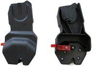 "Комплект адаптери за кошче за кола ""Neva"" - Допълнителни елементи за детска количка - продукт"