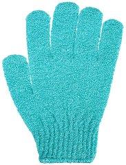 Пилинг ръкавица за баня - пяна