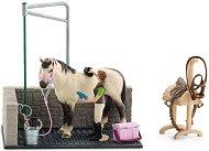 Зона за къпане на коне - фигура
