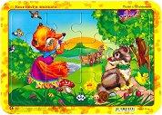 Любими пъзели: Косе Босе и лисицата - пъзел