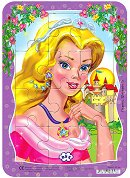Любими пъзели: Принцеса - пъзел