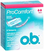 o.b. ProComfort Mini Tampons -