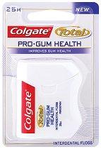 Colgate Total Pro Gum Health - Конец за зъби с восъчно покритие -
