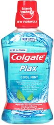 Colgate Plax Cool Mint Mouthwash - Вода за уста за ежедневна употреба - дезодорант