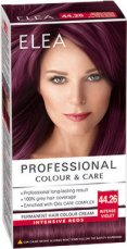 Elea Professional Colour & Care - Трайна крем боя за коса - гел