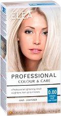 Elea Professional Colour & Care - Кремообразен изсветлител за коса - червило