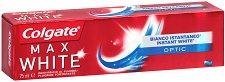 Colgate Max White One Optic - Избелваща паста за зъби -