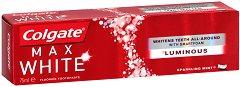 Colgate Max One White Luminous - продукт