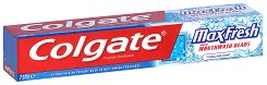 Colgate MaxFresh with Mounthwash Beads - Паста за зъби с капсули вода за уста -