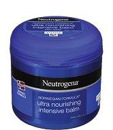 Neutrogena Ultra Nourishing Intensive Balm - Дълбоко хидратиращ балсам за тяло - боя
