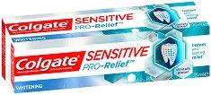 Colgate Sensitive Pro Relief  Whitening - Избелваща паста за чувствителни зъби - продукт