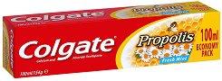 Colgate Propolis Fresh mint - Паста за зъби и здрави венци - тампони