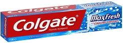 Colgate MaxFresh - Паста за зъби за цялостна защита -