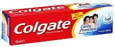Colgate Cavity Protection - Паста за зъби за защита от кариеси - паста за зъби