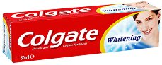 Colgate Whitening - продукт