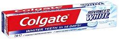 Colgate Advanced White - Избелваща паста за зъби - паста за зъби