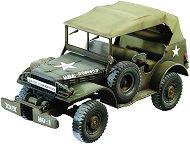 Военен джип -  Dodge Staff Car WC56 - Сглобяем модел -
