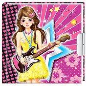 Таен дневник - Китаристка - продукт