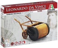 Da Vinci - Механичен барабан -